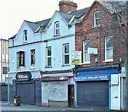 J3674 : No 35 Holywood Road, Belfast (December 2015) by Albert Bridge