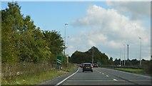 ST4718 : A303 near Cartgate by N Chadwick