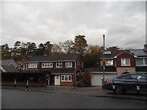 SU9567 : Houses on Silwood Road, Sunningdale by David Howard