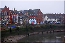TF3243 : River Witham, Boston by Stephen McKay