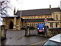 ST8599 : Parish Church of St George, Nailsworth by Jaggery