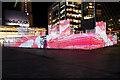 "SJ8097 : ""Amaze"", Digital Art Installation at MediaCityUK by David Dixon"