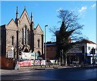 SK7953 : Lombard Street, Newark, Notts. by David Hallam-Jones