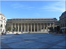 NO4030 : Caird Hall, Dundee by Graham Robson