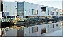 J3474 : The Waterfront Hall, Belfast (December 2015) by Albert Bridge