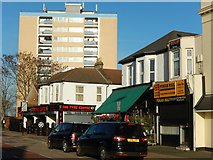 TQ4085 : Woodford Road, Forest Gate by Stephen McKay