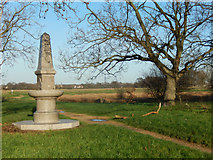 TQ4085 : Joseph Fry Drinking Fountain, Wanstead Flats by Stephen McKay