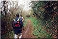 SS5599 : Llwybr Ffos Fach Path by Alan Richards