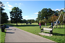 TQ2636 : Goffs Park (15) by Barry Shimmon