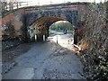 SD5426 : Leigh Brow Bridge by Adam C Snape