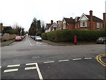 TL1314 : Kirkwick Avenue, Harpenden by Adrian Cable