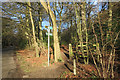 SP8302 : The Chiltern Way at Redland End by Des Blenkinsopp