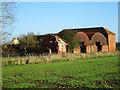 TF1764 : Farm buildings on Bergamoor by Andy Stephenson