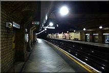 TQ2882 : Great Portland Street station by DS Pugh