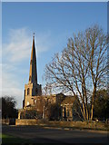 TF1505 : St. Benedict's Church, Glinton by Paul Bryan