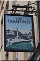 C4316 : The Diamond on The Diamond by Ian S