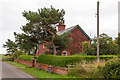 NU1337 : Coastguard cottages by Ian Capper