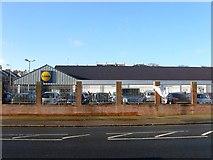 TQ3303 : Lidl, Arundel Road, Kemp Town, Brighton by Simon Carey