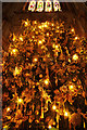 TL5480 : Christmas tree - Ely Cathedral by Stephen McKay