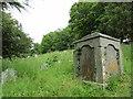 SM8306 : Churchyard, St. Ishmael's by Jonathan Thacker