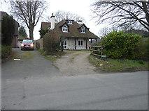 TR2648 : Appledown, Mill Lane by John Baker