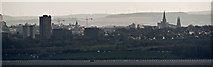 NT1977 : Edinburgh from Inverkeithing by Thomas Nugent