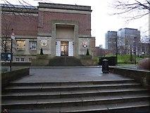 SP0583 : Barber Institute, University of Birmingham by Philip Halling