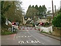 SK9804 : Ketton level crossing (1) by Alan Murray-Rust