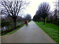 J3675 : Pathway, Victoria Park, Belfast by Kenneth  Allen