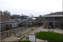 SE6250 : Market Square from the Library Bridge staircase by DS Pugh