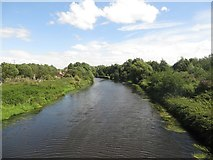 SE3231 : View east along the Aire and Calder Navigation by Graham Robson
