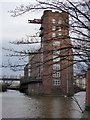 SE6051 : Former Leetham's flour mill, York by Chris Allen
