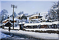 NT4936 : Winter 1963 in Galashiels by William Baxter