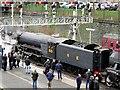 SD8010 : Flying Scotsman at Bolton Street Station by David Dixon