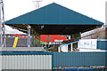 NS2975 : Cappielow Park by Thomas Nugent