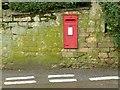 TF0410 : Belmesthorpe postbox, ref PE9 14 by Alan Murray-Rust