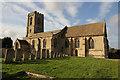 TF0904 : St.Andrew's church by Richard Croft