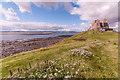 NU1341 : Lindisfarne Castle by Ian Capper