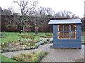NT2475 : Botanic garden shed by M J Richardson