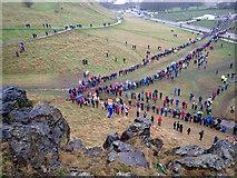 NT2773 : Great Edinburgh International Cross Country by Mick Garratt