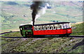 SH5957 : Snowdon Mountain Railway by Jeff Buck