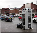 SO5140 : Commercial Road Cash Zone machine, Hereford by Jaggery