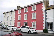 SN4562 : Coloured Houses of West Wales (11) by Nigel Mykura
