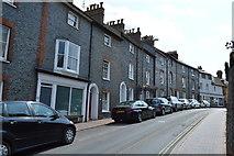 TQ4110 : Houses, Friar's Walk by N Chadwick