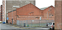 J3374 : Nos 18/26 Library Street, Belfast (January 2016) by Albert Bridge