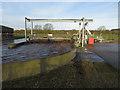 TA0409 : Barnetby sewage treatment works by Paul Harrop