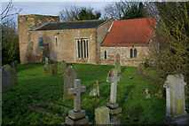 TA0609 : Church of St Mary, Barnetby le Wold by Paul Harrop