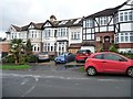 TQ3794 : Extended houses, Mount Echo Drive, Chingford by Christine Johnstone