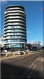 SZ0891 : Bournemouth: the new Hilton Hotel by Chris Downer