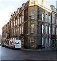 ST3188 : Four-storey building on a city centre corner, Newport by Jaggery